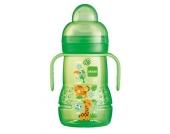 MAM Trinklernflasche 220ml 4+ Monate grün