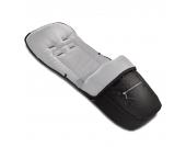 Hartan Universal Ganzjahres-Fußsack für Kinderwagen schwarz