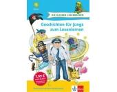 Die kleinen Lesedrachen: Geschichten Jungs zum Lesenlernen, Sammelband Kinder