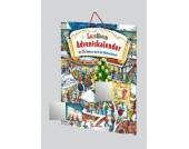 Leselöwen-Adventskalender, mit 24 Mini-Büchern