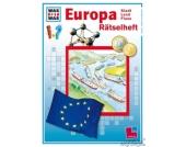 WAS IST WAS Wissensrätsel: Europa, Stadt - Land - Fluß, Rätselheft