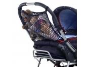 Reer Einkaufsnetz für Kinderwagen und Buggy schwarz