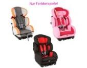 Autokindersitz Babyway für Mädchen III von UNITED-KIDS, Farben nach Zufall, Sonderpreis!, Gruppe I/II/III, 9-36 kg