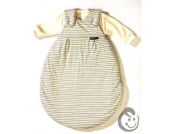 Alvi Baby-Mäxchen® Streifen beige 80/86
