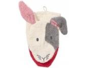 Fürnis 0567 Waschlappen Hase