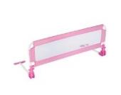 TecTake® Kinder Bettgitter Bettschutzgitter 102cm pink