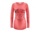 bellybutton Umstands Shirt FINA rose of sharon - Damen