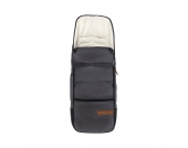 Evo Universal Ganzjahres-Fußsack für Kinderwagen grau