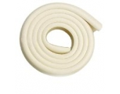 La vogue Tischkantenschutz Tischkante Kissen Beschützer Eckenschutz Sicherheit mit Klebeband DIY Basteln Werkzeug Weiß 25*25*8mm
