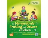 Don Bosco Buch + CD: Im Morgenkreis Frühling und Ostern erleben