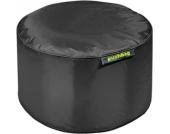 Sitzsack Drum, Oxford, schwarz