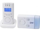 H+H Babyruf MBF 7010 Babyphone mit Nachtlicht
