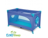 chicco Reisebett Easy Sleep flieder - blau