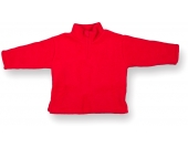 Engel Fleece-Pullover Reißverschluss Schurwolle