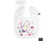 Lätzchen Baby Schmetterlinge BL053 (mehrfarbig)