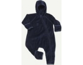 66° North Babyoverall Fleece Kria Dunkelblau 62 (0-6 Monate)