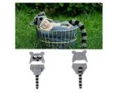 DAYAN Netter Fox Art-Baby-Kleinkind Newborn handgemachte Häkelarbeit-Strick Unisex-Baby-Kappen-Ausstattungsbaby Fotografie Props