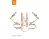 STOKKE ® Tripp Trapp® Sicherheitsgurt beige