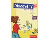 Discovery 1.-4. Schuljahr, Ausgabe 2013: 1./2. Schuljahr, Activity Book, m. Audio-CD
