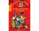 Puzzeln und suchen mit Findus
