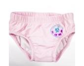 natubini Mädchen Windelbadehose Flamingo-Girl, orig. aquabini Kinder Swim Wear Baby Schwimmwindel u. Kleinkinder Badehose in einem, mit integriertem Hygienevliesstoff Größe 86 (13-24 Monate)