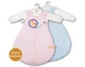 Aro Artländer 960044 BabySafe Trolly 50-56cm, rose und sterne