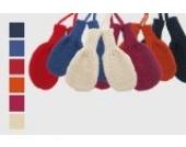 Reiff Babyhandschuhe Gr. 1 Handschuhe aus Merino-Schurwolle, ozean