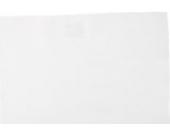 Alvi Betteinlage Frottier weiss Größe 50x90 cm