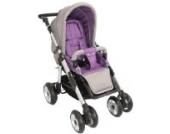 United Kids 910559 Sportwagen Buggy QX-519, grau-violett (16kg)