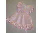Traumhaft schönes Baby - / Kleinkinder Festkleid Minigirl Größe 4 für Kommunion ,Konfirmation oder Hochzeit