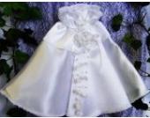 Kerzenrock für Taufkerze Kommunionkerze Junge Mädchen 3-6 cm Durchmesser T-146
