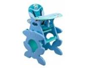Babyhochstuhl Kinderhochstuhl ARTI Betty J-D008 Light Blue Winner - Hellblau Baby Kinder Hochstuhl Kombihochstuhl Tisch und Stuhl