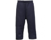 Maddins Baby Unisex Jogginghose (6-12 Monate) (Marineblau)