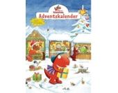 Der kleine Drache Kokosnuss: Auf dem Weihnachtsmarkt, Adventskalender