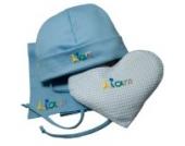 Hochwertiges 3 tlg. Baby-Geschenk-Set für Jungen und Mädchen, personalisiert, Taufgeschenk, Babygeschenk mit Namen