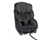 Autokindersitz Babyway von UNITED-KIDS, Schwarz-Grau, Gruppe I/II/III, 9-36 kg