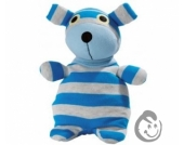 Warmies® 8452463 POP! Hund blau/grau