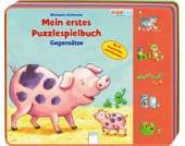 Kiddilight Mein erstes Puzzlespielbuch - Gegensätze