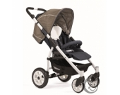 Gesslein 200-353 S4 Air Plus Buggy cappuccino/jeans